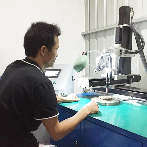 数控氩弧焊接机